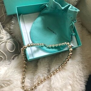 Tiffany & Co. Jewelry - Authentic Tiffany ball necklace only!